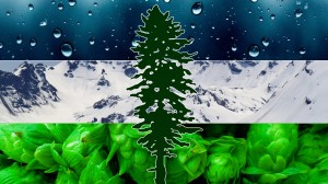 Cascadia Nature Flag