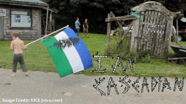 Cascadia flag, Cascadian flag