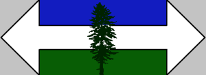 Cascadia Flag Spectrum