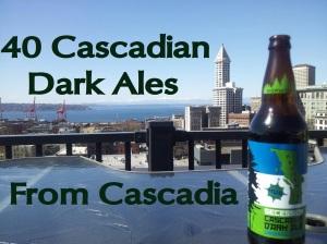 40 Cascadian Dark Ales
