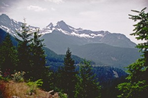 north cascade mountains